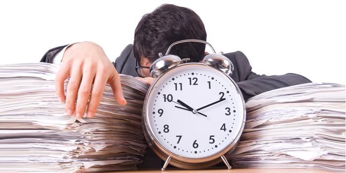 დროის გადანაწილების აქტუალური პრობლემა