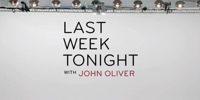 Last Week Tonight: რას ვუყურებ Youtube-ზე