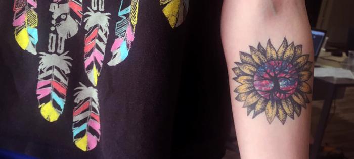tattoo - თავისუფლება, პოზიცია, ხელოვნება, ემოცია და ∞