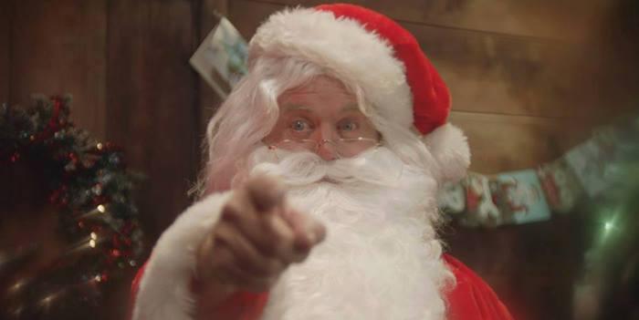 სანტამ იცის ყველაფერი!