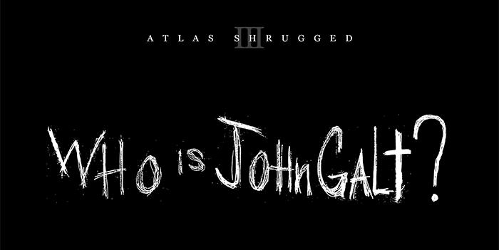 ვინ არის ჯონ გალტი?