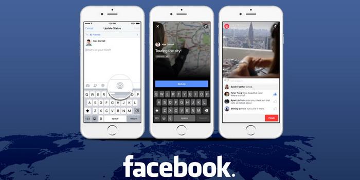 Facebook Live: პირდაპირი ეთერი ყველას და ყველგან!